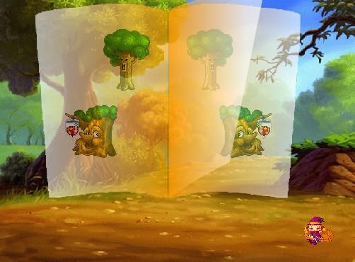 幼儿园小班诗歌:秋天的画报